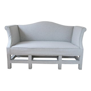Modern Reed and Delphine Krakoff and Established and Sons Settee For Sale