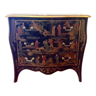 Drexel Chinoiserie Style Chest of Drawers