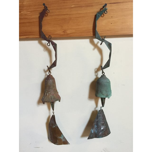 Paolo Soleri Wind Bells - A Pair - Image 2 of 8