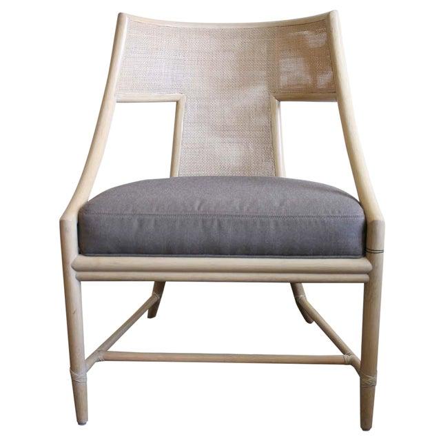 Barbara Barry Beechwood Arm Chair - Image 1 of 7
