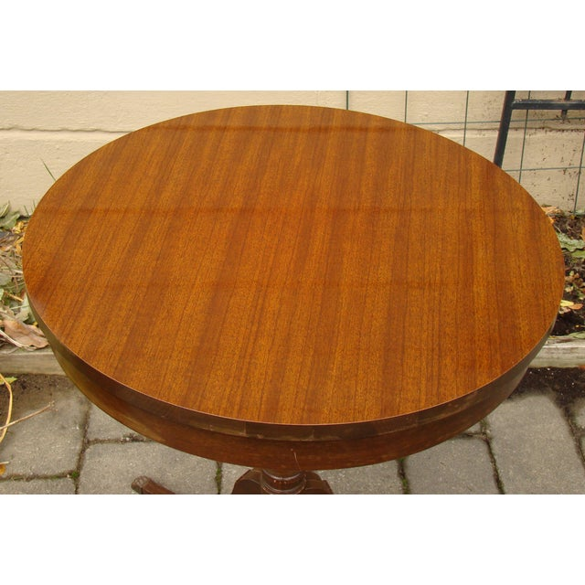Early 20th Century Drum Table - A Pair - Image 10 of 11