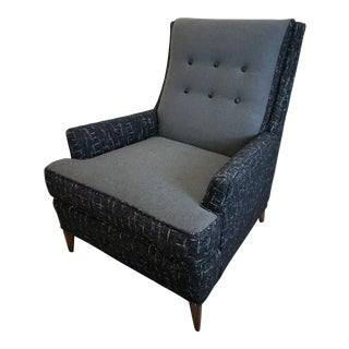 Erwin Lambeth Club Chair For Sale