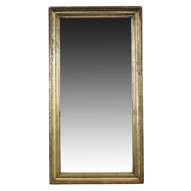 19th century Antique Regency Giltwood Wall Mirror - Image 1 of 10