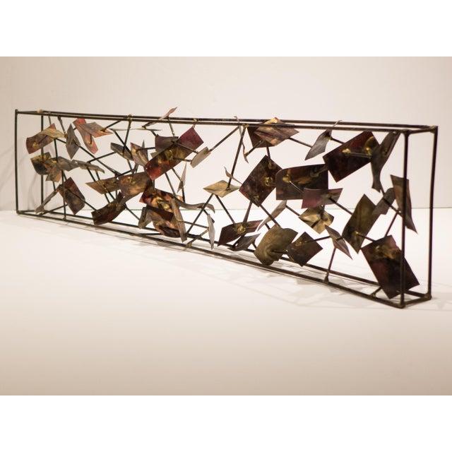Silas Seandel Silas Seandel Panel Sculpture For Sale - Image 4 of 8