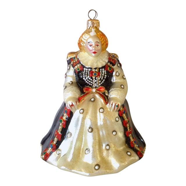 Kurt Adler Polonaise Queen Ornament For Sale