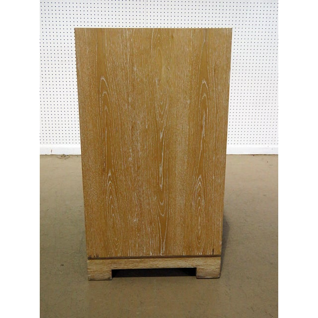 Mid-Century Modern Tommi Parzinger Style Chest For Sale - Image 4 of 13