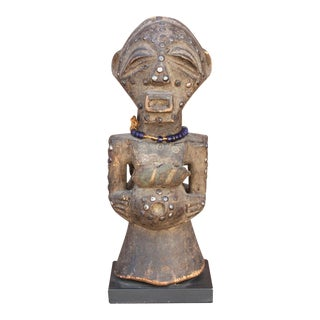 African Sonye Tribal Statue For Sale