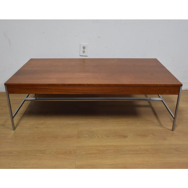 George Nelson For Herman Miller Coffee Table Chairish
