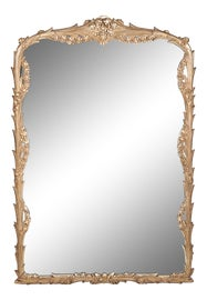 Image of Traditional Mantel and Fireplace Mirrors