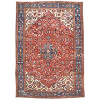"""Mina Khani"" Design Serapi Carpet For Sale"