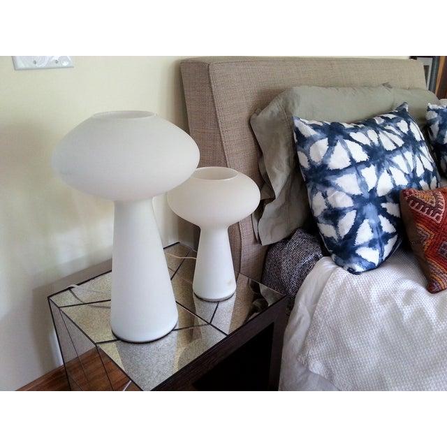 MidCentury Mod Mushroom Lamps, Lisa Johansson-Pape - Image 3 of 11
