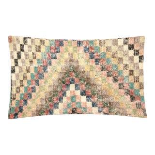 "Nalbandian - Turkish Art Deco Pillow - 17"" X 23"" For Sale"