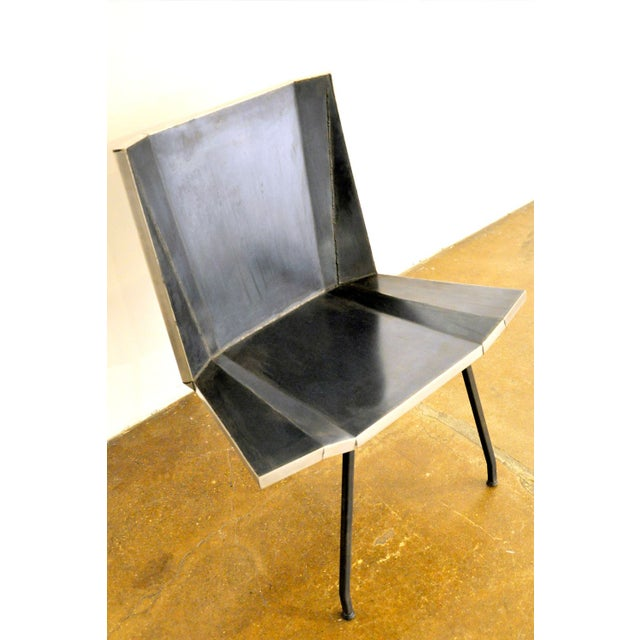 Aeronautical Inspired Lounge Chair - Image 2 of 6
