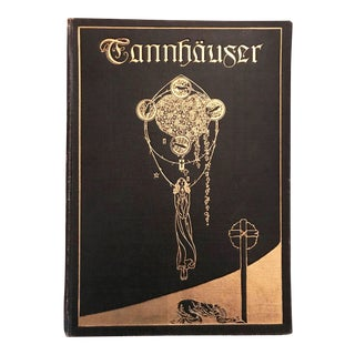 Tannhauser: A Poem by Richard Wagner For Sale