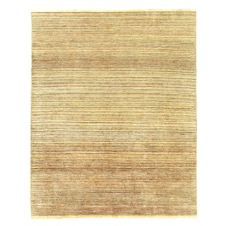21st Century Pasargad Pak Hand-Knotted Farahan Design Lamb's Wool Rug - 8' X 10' For Sale