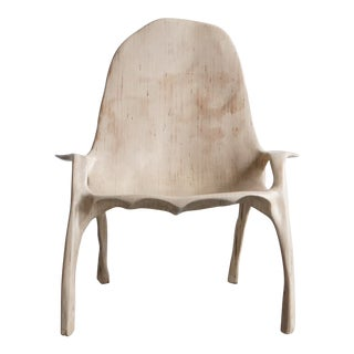 Modern Messier White Chair For Sale