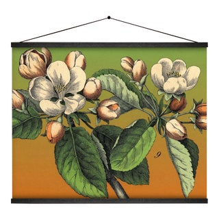 Apple Blossoms Wall Hanging