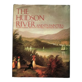 "1983 ""The Hudson River and It's Painters"" First Edition Art Book For Sale"