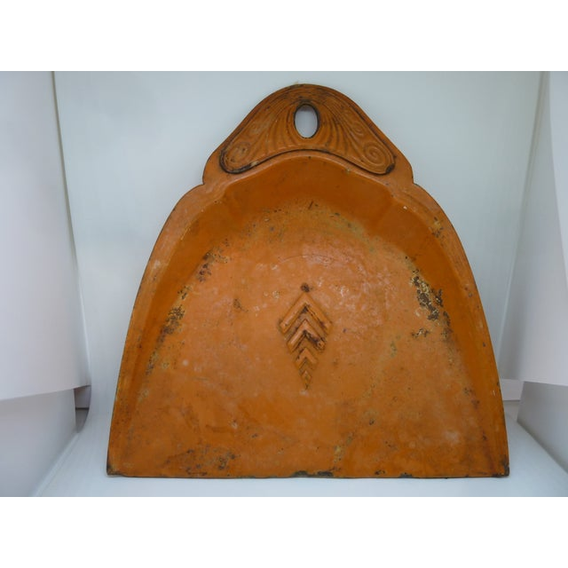 Shabby Chic Vintage French Dust Pan - Image 2 of 3