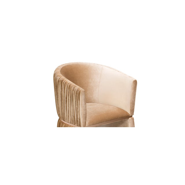 Cuff Chair From Covet Paris For Sale - Image 4 of 6