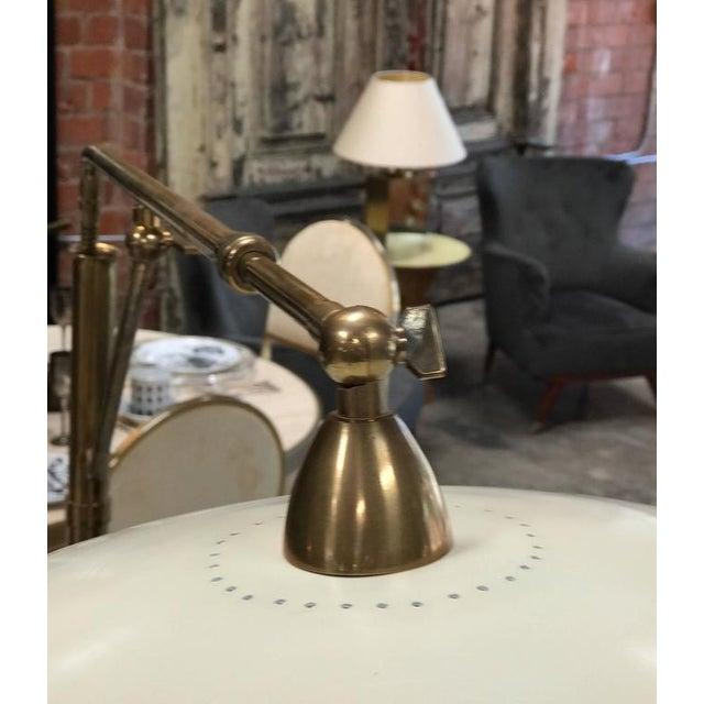 Brass Italian 1960s Floor Light For Sale - Image 7 of 10
