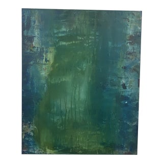 Abstract Painting by Frederick Nitsch For Sale