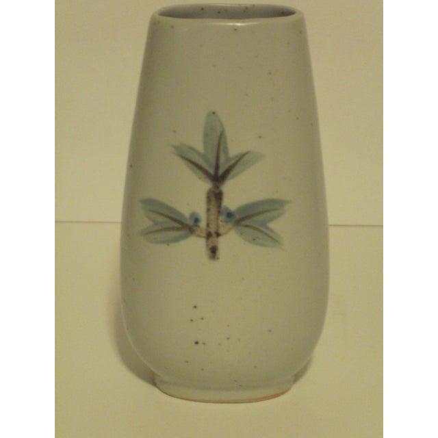 Vintage Aqua Colored Vases - Set of 3 - Image 7 of 11