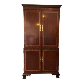 Council Traditional Mahogany Armoire