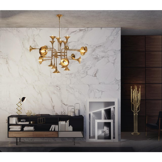 Botti 150 Chandelier From Covet Paris For Sale - Image 11 of 13