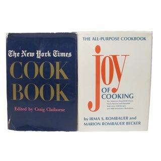 Vintage Cookbook Classics, a Pair For Sale