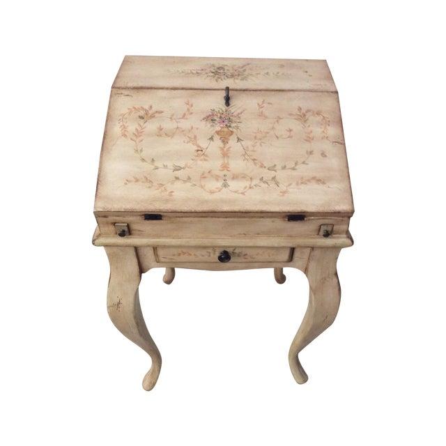 Cottage Style Writing Desk - Image 1 of 4