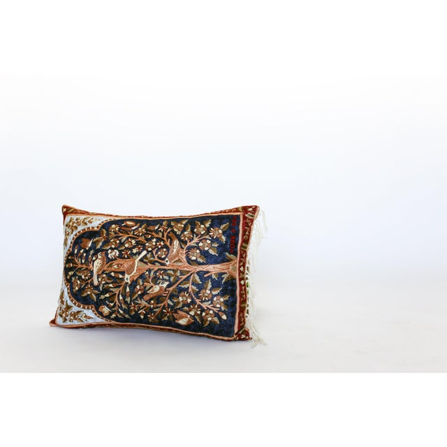 2010s Tapestry Floor Pillow For Sale - Image 5 of 5