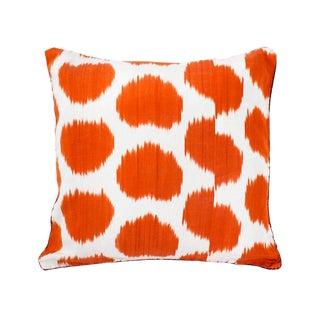 Orange Mu Pillow For Sale