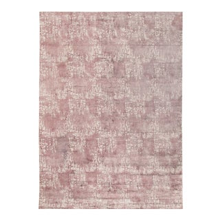 Pasargad Toupe Modern Rug - 6' X 9' For Sale