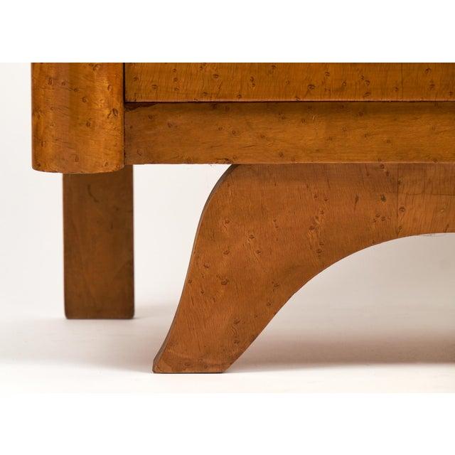 Art Deco Period Bird's-Eye Maple Dresser - Image 10 of 10