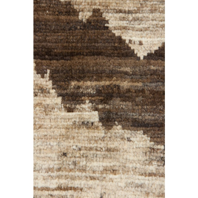 """Islamic Ziegler Hand Knotted Area Rug - 8'10"""" X 11'10"""" For Sale - Image 3 of 4"""