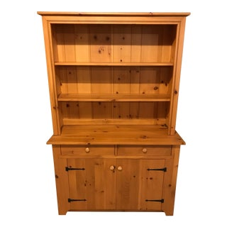 Hunt Country Furniture Country Cupboard For Sale