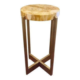 "Caracole ""I'm Petrified"" Accent Table"