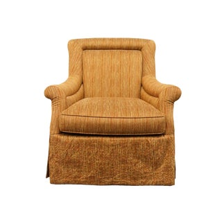 Hickory Chair Contemporary Upholstered Accent Easy Chair For Sale