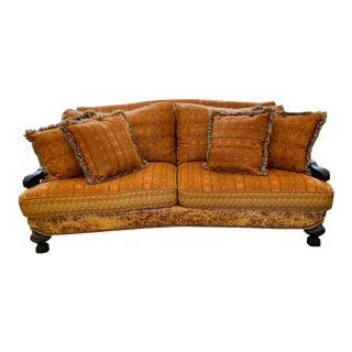 Ej Victor Carol Hicks Bolton Custom Sofa For Sale