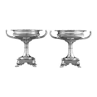 Paul Storr Silver Dessert Compotes For Sale