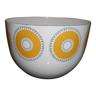 Finnish Kaj Franck Enameled Bowl For Sale