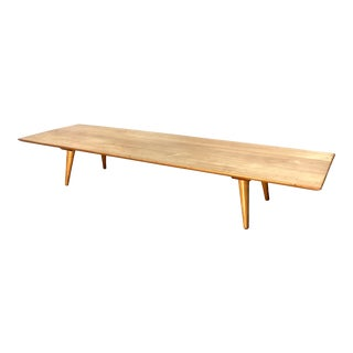 Paul McCobb Planner Group Low Coffee Table / Bench For Sale