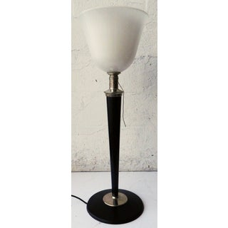 Mazda French Torchiere Table Lamp Preview