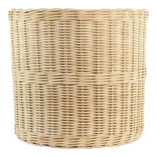 Medium Wicker Planter Basket