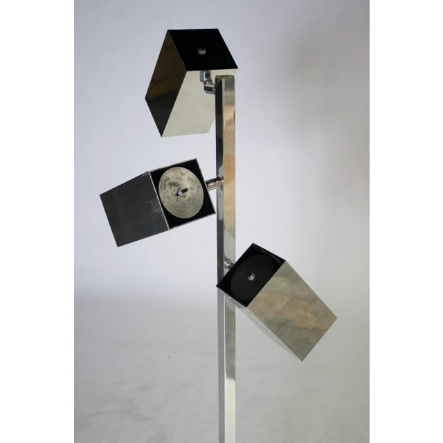 Koch & Lowy Floor Lamp For Sale In Chicago - Image 6 of 10