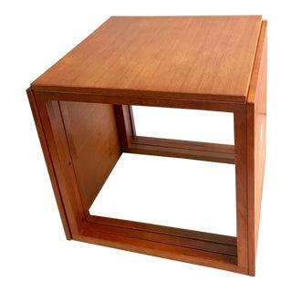 Kai Kristiansen Nesting Teak Side Tables - Set of 3