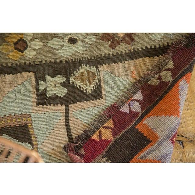 Vintage Kilim Rug Mat - 1′11″ × 2′9″ - Image 4 of 5
