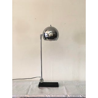 Mid-Century Vintage Sonneman for Kovacs Adjustable Eyeball Lamp Preview