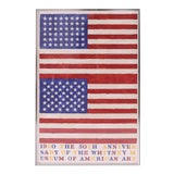 Image of After Jasper Johns, the 50th Anniversary of the Whitney Museum of American Art For Sale